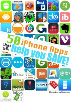 50 iPhone Apps That Will Help You Save
