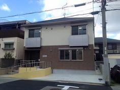 障がい者グループホーム 大阪府堺市北区・2015.2竣工