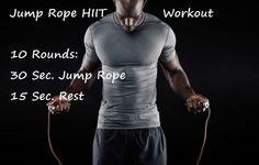 Abnehmen mit Seilspringen in Rekordzeit #jumprope