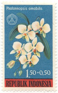 Indonesian Stamp
