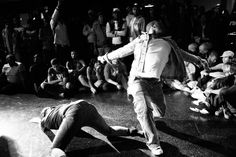 underground dance scene