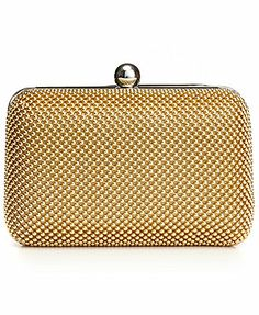 Style&co. Handbag, Gabriella Mesh Minaudiere