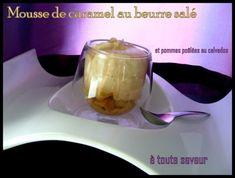 Pour un dessert digne d'un grand chef, on rajoute des pommes, de la glace à la vanille, des biscuits écrasés et c'est top ! certe un peu sucré mais vraiment délicieux . Pour 15 mini verrines ou 6 gros mangeurs il vous faut : 150 g de sucre 2 cuil à soupe...