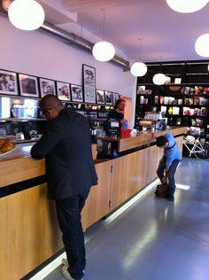 Democratic Coffee Bar 場所: København, Region Hovedstaden