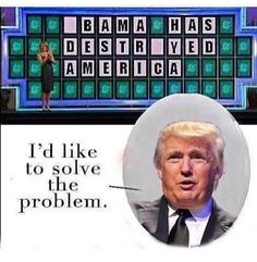 Problem-solver in Chief...
