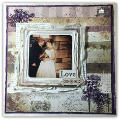 Love Layered Layout by Tracey Rohweder