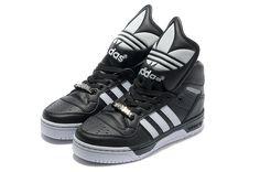 Adidas Obyo Shoes All Black White
