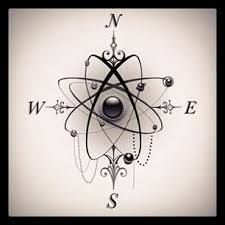 """Résultat de recherche d'images pour """"tattoo atome"""""""