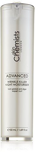 skinChemists Advanced Wrinkle Killer Night Moisturizer 140 Gram *** Details can be found by clicking on the image. (Note:Amazon affiliate link)