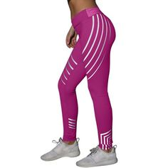 37eea8bd387 Women Waist Yoga Fitness Leggings Running Gym Stretch Sports Pants Trousers  - Product Sanctuary Women s Sports