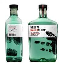 mezcal manonegra // designed by sociedad anónima. Cool Packaging, Bottle Packaging, Brand Packaging, Alcohol Bottles, Liquor Bottles, Vodka Bottle, Mezcal Tequila, Design Package, Champagne