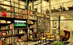 OPEN office by Dan Troim, Tel Aviv – Israel » Retail Design Blog