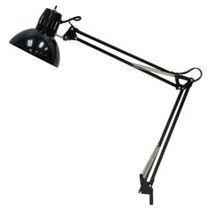 Studio Designs Swing Arm Lamp - Give yourself the proper amount of light at your home or office desk with the Studio Designs Swing Arm Lamp. Constructed from robust metal and finishe...