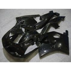 Kawasaki NINJA ZXR250 1993-1996 ABS Fairing - Factory Style - All Black | $589.00