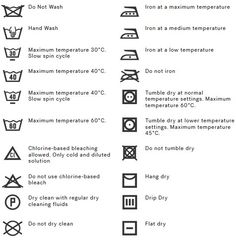 care instructions for wool - Google Search
