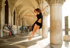 Dance in Venice photo by @Alberto Barosco