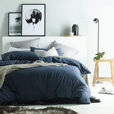 Plush Velvet | Transform Your Bedroom With Winter's Must-Have Texture @ The Home