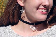Gorgeous pendant and earrings! #handmade #pendant #sterlingsilver #earrings #accessories #giftideas #ethicalfashion #slowfashion #fashion #gifts