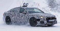 Audi Hints The All-New A6 Could Debut In Geneva #Audi #Audi_A6