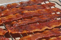 Candy Bacon / Millionaire's Bacon – der knusprig süße Bacon-Snack