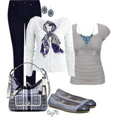 """Coach I"" by suzi70 on Polyvore"
