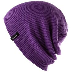 5669bc8ad71 Spacecraft Collective Offender Beanie Hat - Slouch Knit