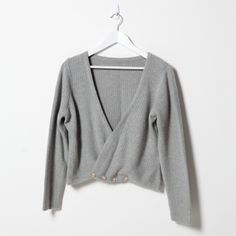 Elk Accessories - Collections - Winter Apparel & Knits - Knitwear - Cross Over Cardi