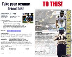 lacrosse resume sports resumes recruiting flyers pinterest lacrosse and resume. Black Bedroom Furniture Sets. Home Design Ideas