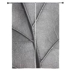 Detail leaf in artistic black and white Curtains> Black and white leaf veins> Victory Ink Tshirts and Gifts