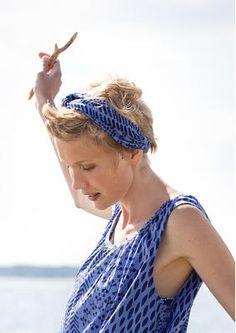 """Haarband """"Korall"""" aus Baumwolle 62905-51.jpg"""