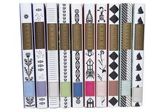 S/10 Everyman's Library Poetry, Group B on OneKingsLane.com