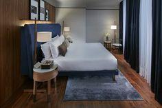 Suite Premier en hotel de cinco estrellas   Mandarin Oriental, Milán