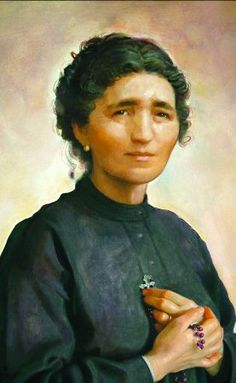 """Blessed Eurosia Fabris -- they called her """"Mama Rosa,"""" and with good reason. She and her husband Carlo had nine children of their own, and cared for two others."""