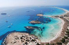 Playa de ses Illetes #Formentera