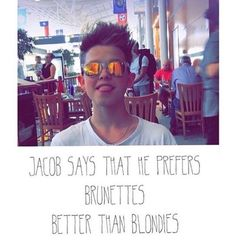 I'm brunette ur brunette we have a lot in common let's be friends