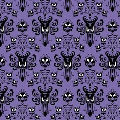 haunted mansion wallpaper - Google Search