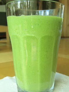 Coco-Cado Lime Smoothie {Trim Healthy Mama, Paleo, SCD, GAPS, Dairy Free, Egg Free} (S)