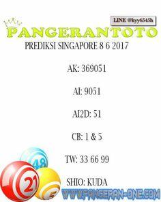 PANGERANTOTO: pangerantoto prediksi togel singapore 8/6/2017