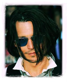 JCD II : Johnny Depp - edit © 2007 AWE Premiere