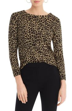 Tippi Leopard Merino Wool Sweater, Main, color, LEOPARD. The Nordstrom Anniversary Sale has officially started, keep an eye on this page as we bring you the updated list for 2020! #TravelFashionGirl #TravelFashion #Nordstromanniversary #sale Merino Wool Sweater, Wool Sweaters, Blank Denim, Nordstrom Anniversary Sale, Lace Sheath Dress, Red Sole, Sweater Fashion, Nordstrom Dresses, Pretty Outfits