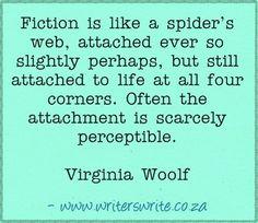 Virginia Woolf's Love of American Writers