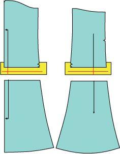 lengthening and shortening a pattern | Blog | Oliver + S