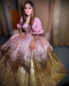Indian Wedding Gowns, Party Wear Indian Dresses, Designer Party Wear Dresses, Indian Gowns Dresses, Indian Bridal Outfits, Indian Bridal Fashion, Indian Bridal Wear, Dress Indian Style, Indian Fashion Dresses