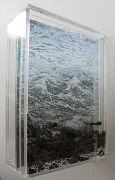 layered acrylic panel - Google Search