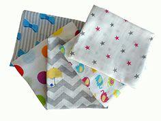Babymajawelt 70/ 80 cm Muslin Squares Printed (Pack of 5) Babymajawelt http://www.amazon.co.uk/dp/B002VJXETM/ref=cm_sw_r_pi_dp_G.H4vb12S1M69
