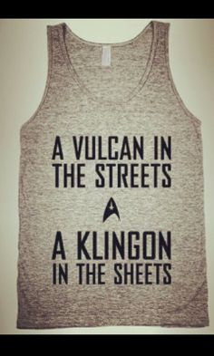 A vulcan in the streets... haha