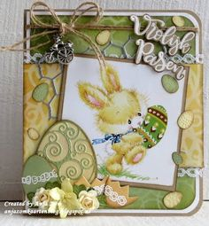 Marianne Design - Craftables Die - Punch Die Easter Eggs-Die measures x and cuts out all the small eggs in 1 pass. Marianne Design Cards, Black Artwork, Easter Printables, Scrapbooking, Penny Black, Easter Crafts, Homemade Cards, Easter Eggs, Stuff To Do