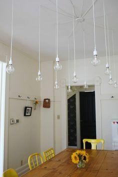 DIY Lampen für eine interessante Lichtquelle