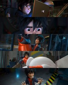 Hiro-Big Hero 6