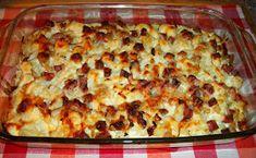 Cooking with love ! : CONOPIDA ALLA CARBONARA -DUKAN (BAKED CAULIFLOWER ALLA CARBONARA -DUKAN) Dukan Diet Recipes, Baked Cauliflower, Macaroni And Cheese, Baking, Ethnic Recipes, Food, Mac And Cheese, Bakken, Essen